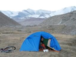 Base camp before Ak Baital.