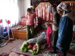 Antonia, Fatima, Asema, Halida, Gulia, Tante.