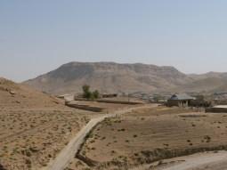 Village in Uzbekistan// Dorf in Usbekistan.