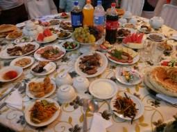 Feast.// Das Festmahl.