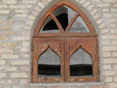 Verspieltes Fenster.// Playful window.