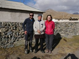 Daniel, Mirbek, Antonia.