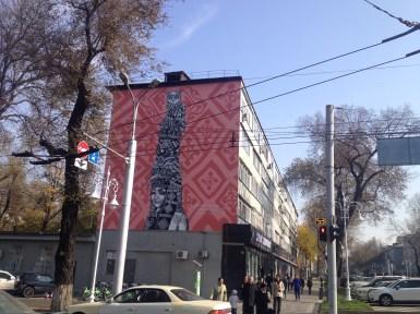 Almaty.