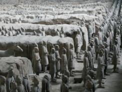 Terracotta Army.