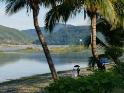 Mekong in Jinghong.