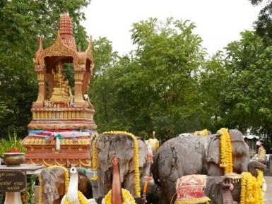 Temple on Phuket.