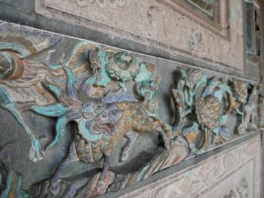 Georgetown, UNESCO World Heritage Site. One of the chinese Clan houses.// Georgetown. UNESCO Weltkulturerbe. Eines der chinesischen Clanhäuser.