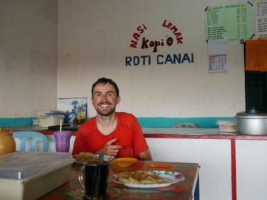 Best Roti Canai in whole Malaysia.// Bestes Roti Canai in ganz Malaysia.