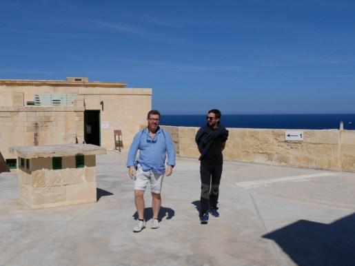 Malta war museum.// Malta Kriegsmuseum.