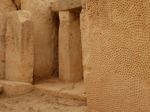 "Malta Hagar Qim temples -older than ""stonehenge""// Maltas Hagar Qim Tempel - älter als ""Stonehenge""."