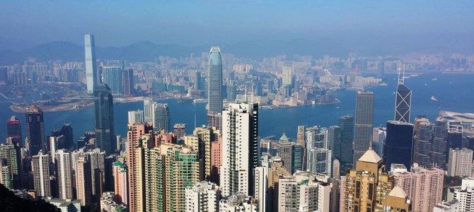 Wereldreis #29   Hong Kong, waar het Oosten het Westen ontmoet