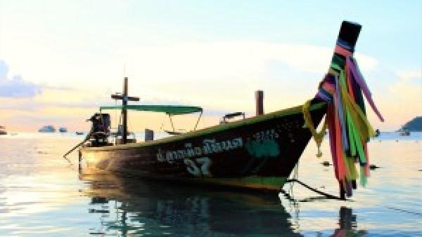 Boat Koh Tao