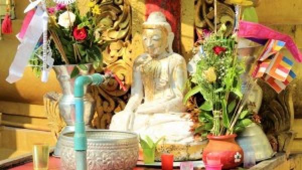 Detail Pagoda Myanmar