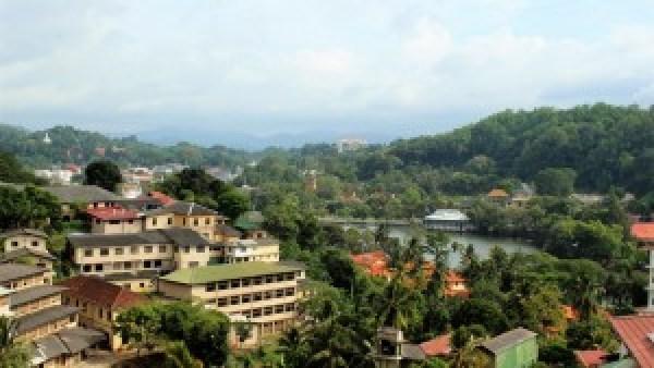 Heuvels van Kandy