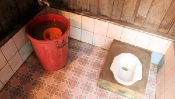 Lekker douchen in Azië
