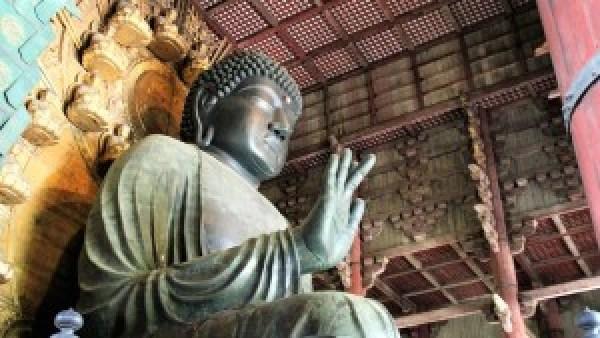 Nara Todai-ji Buddha