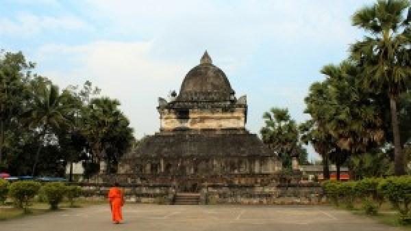 Tak Makmo Stupa Luang Prabang