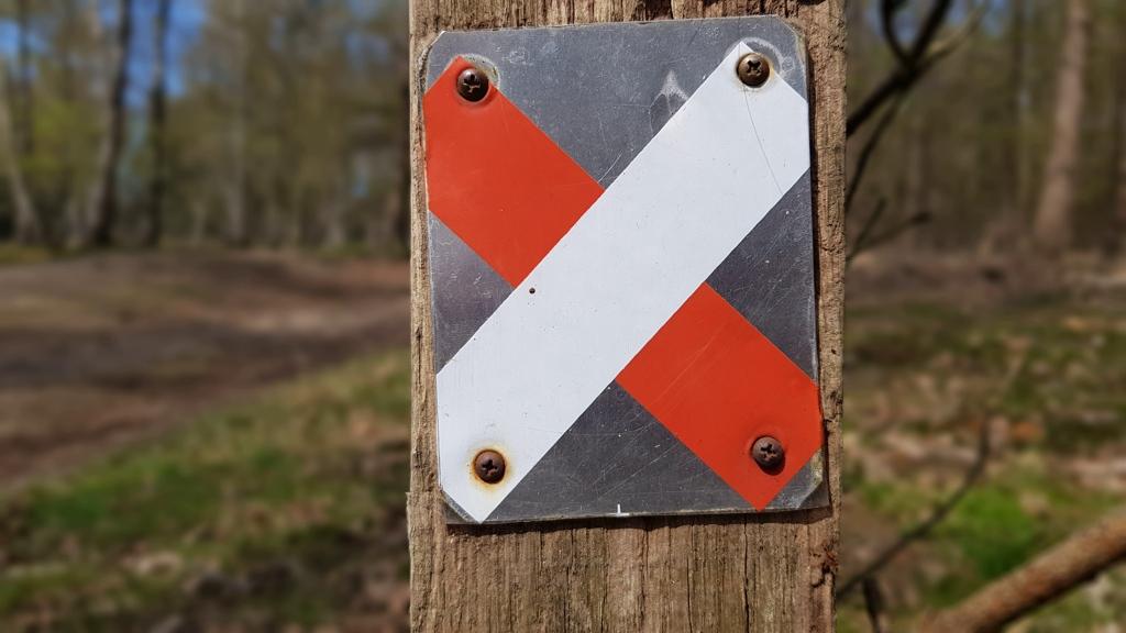 Trekvogelpad etappe 13 Leersum tot Rhenen