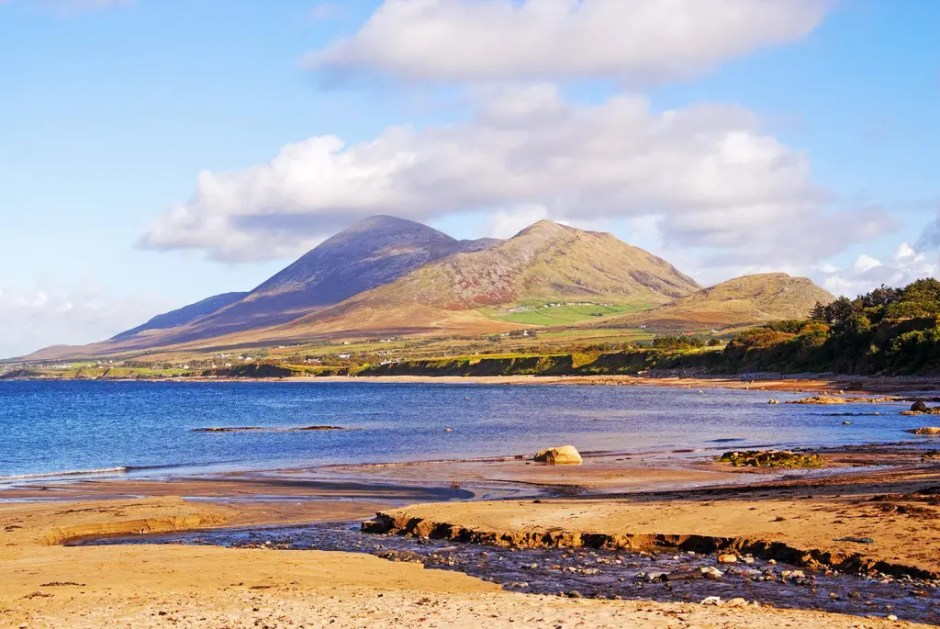 Croagh Patrick (mountain), County Mayo, Ireland