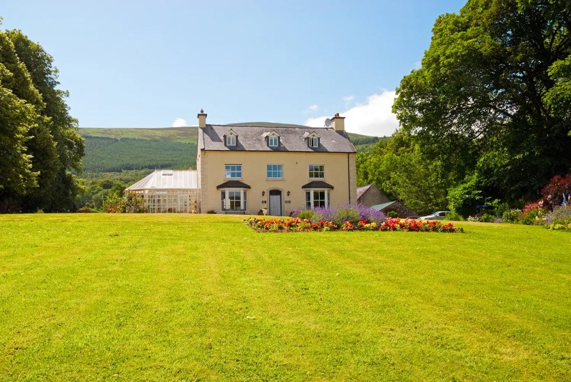 Ballyogan House near Graiguenamanagh