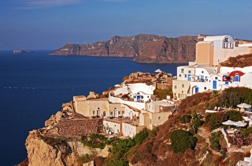 The dreamy island of Santorini, Greece!!