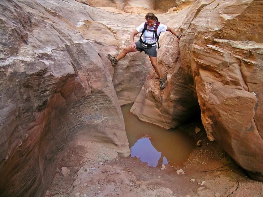 Canyoneering in Utah