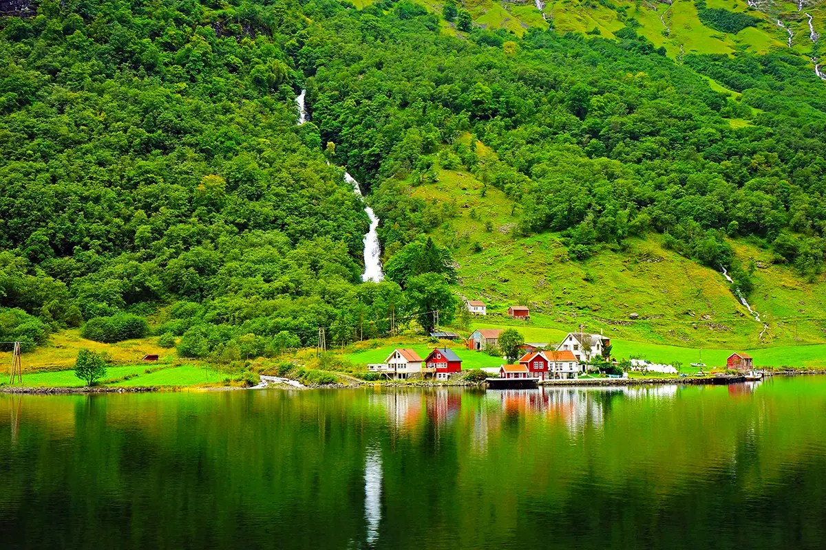 fjord of Norway