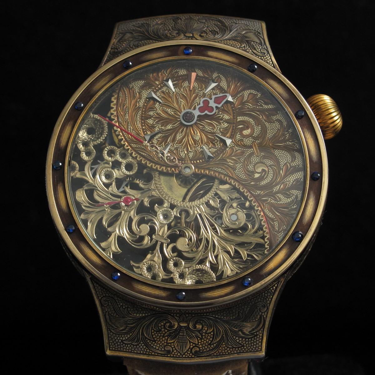 Mens Wrist Watch Catalog : OMEGA Vintage Mens Wristwatch Gold Regulateur Mechanical Half Skeleton Men's Wrist Watch Swiss