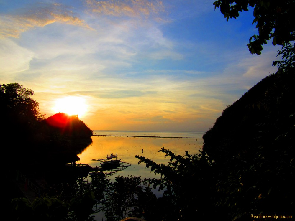 Tinagong Dagat, Sipalay City (Silhouette) (6/6)