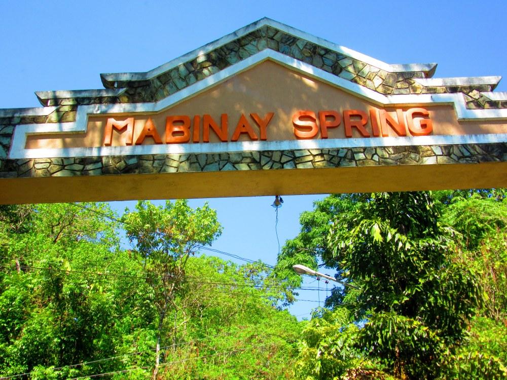 Mabinay Spring, Negros Oriental (1/6)