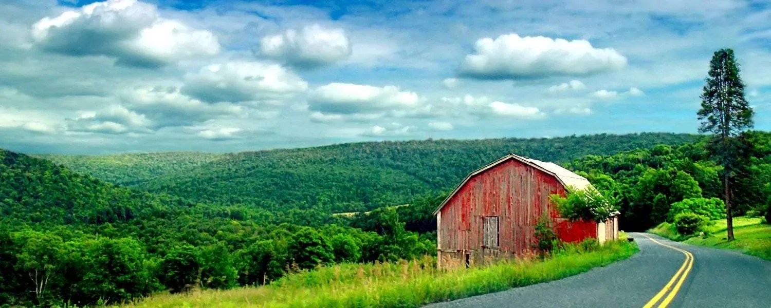Roadtrip Small Town Adventures in the Appalachian Mountains