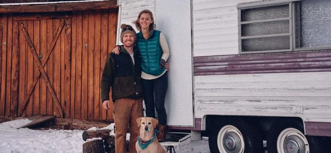 Living In A Terry Camper Trailer Tiny House