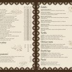 menu Obiecanki Cacanki - Cafe&Bar - Andrychów