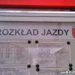 Rozkład jazdy busów - Andrychów, ul. 1 Maja