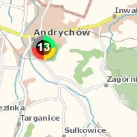 Policyjna mapa zagrożeń bezpieczeństwa - Andrychów