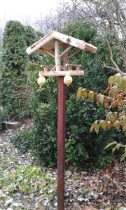 Karmnik dla ptaków - Andrychów