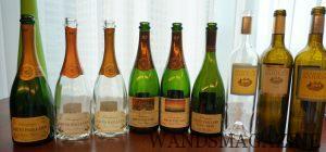 「ブルーノ・パイヤール」のラインナップと、20年ほど前から取り組んでいるプロヴァンスのワイン「シャトー・デ・サラン」