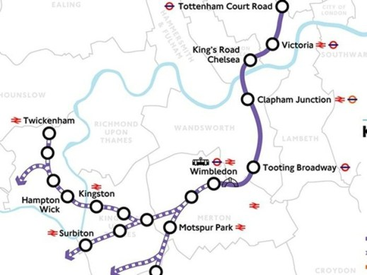 Crossrail-2-map