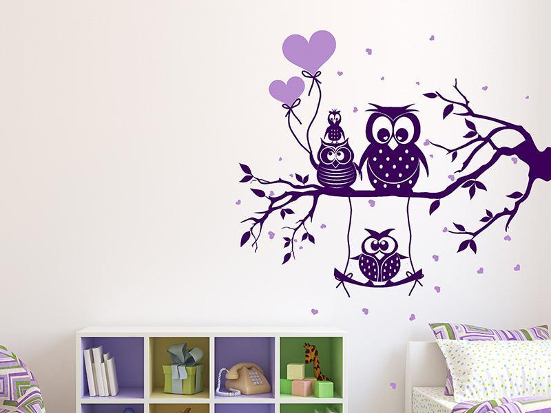 Ausmalbild Katze Auf Baum Herbst Comic Bilder