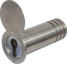 ABUS Schlüsseltresor Keysafe 729 mit Abdeckung 27466 – 1