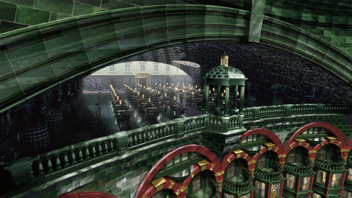Ministry of Magic  Central Office  Witchcraft and Wizardry