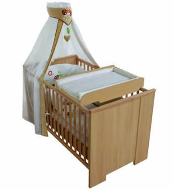 Wickelbrett für Kinderbett