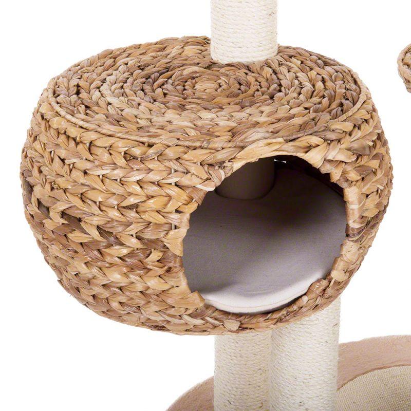 intérieur cocon arbre à chat
