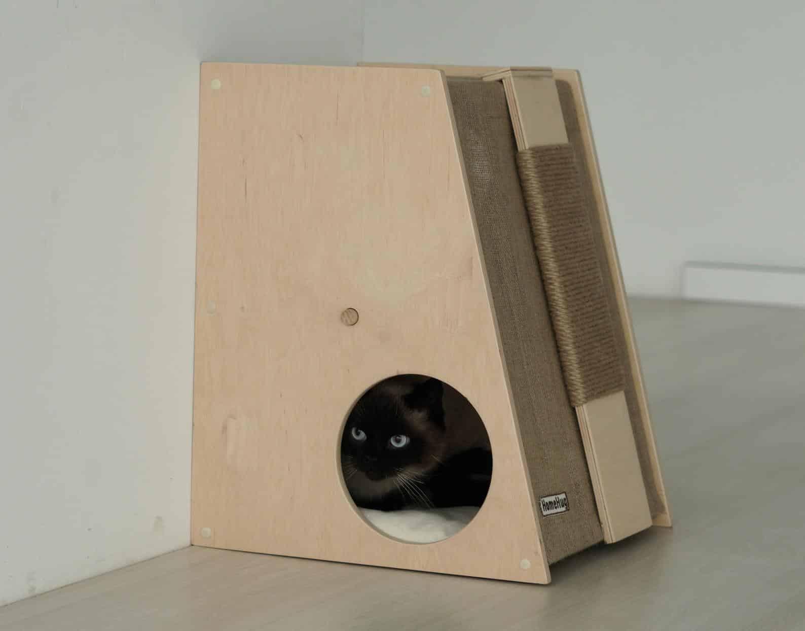 niche verticale design