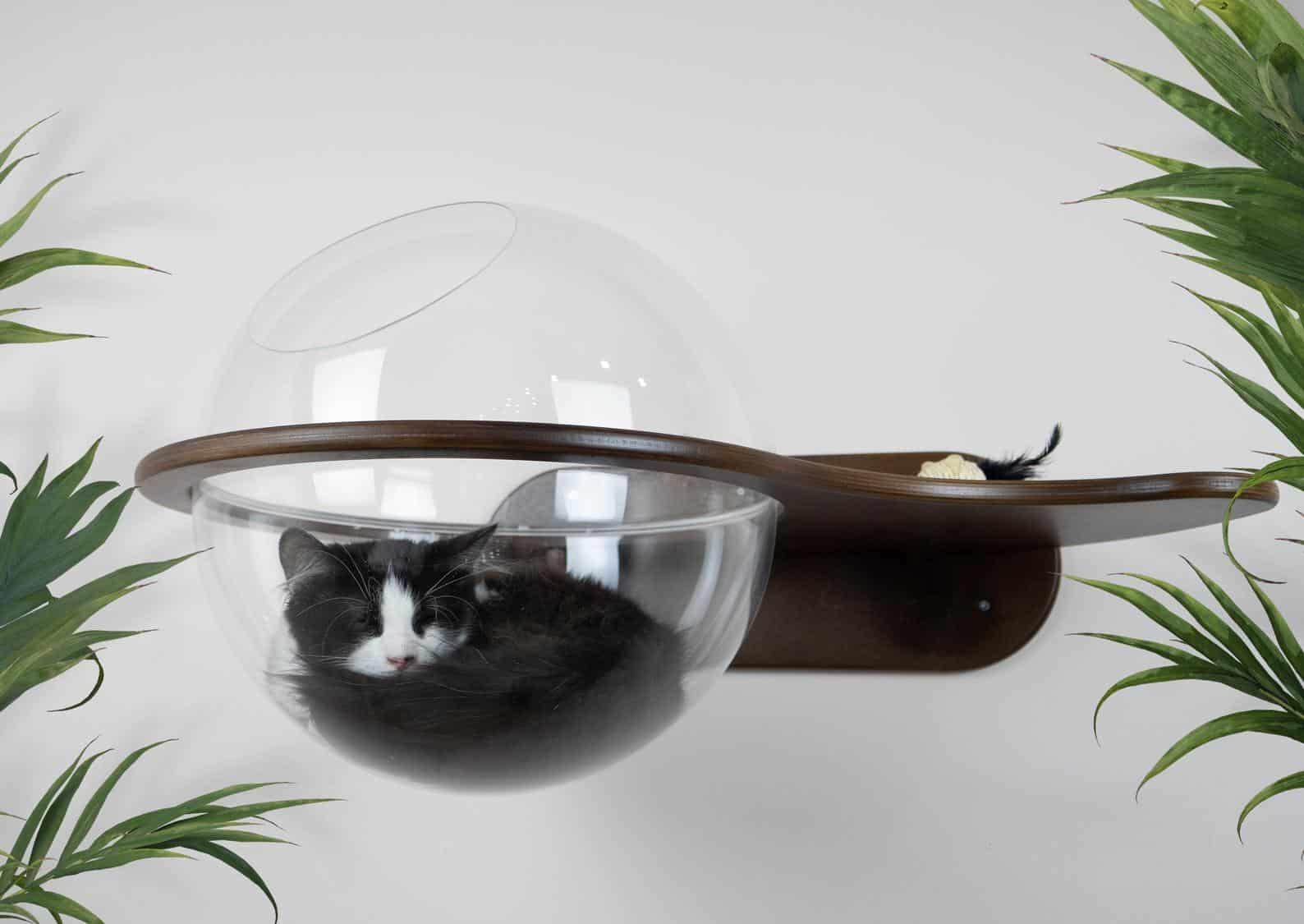 hublot capsule en boule