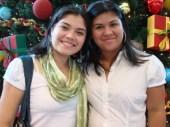Eu e Claudinha no Manauara