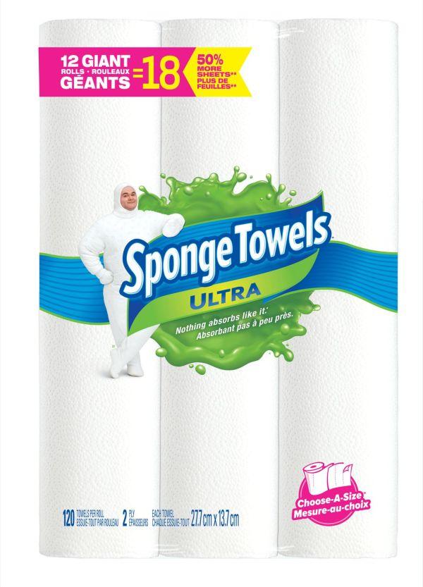 sponge giant