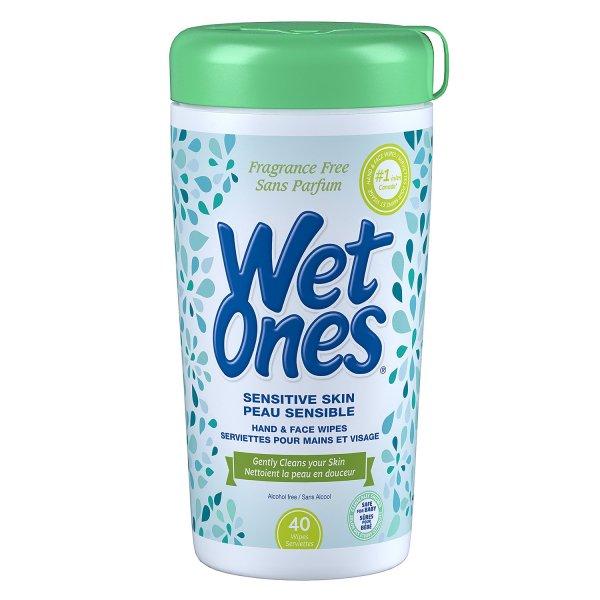 1Sensitive Skin Wet Ones 1