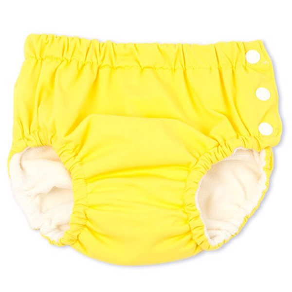 Baby Swim Nappy Diaper Cover Waterproof Swimwear Panties Cloth Nappies Swimming Pool Pants for Infant Toddler 3