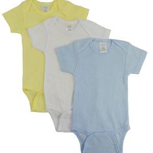 Bambini Pastel Boys' Short Sleeve Variety Pack